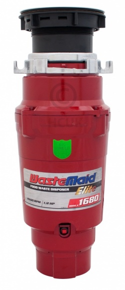 WasteMaid Elite 1680 - 'Standard' Waste Disposal Unit