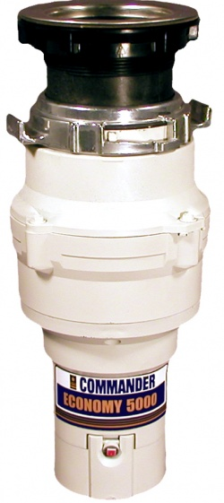 Commander Economy 5000 Waste Disposer