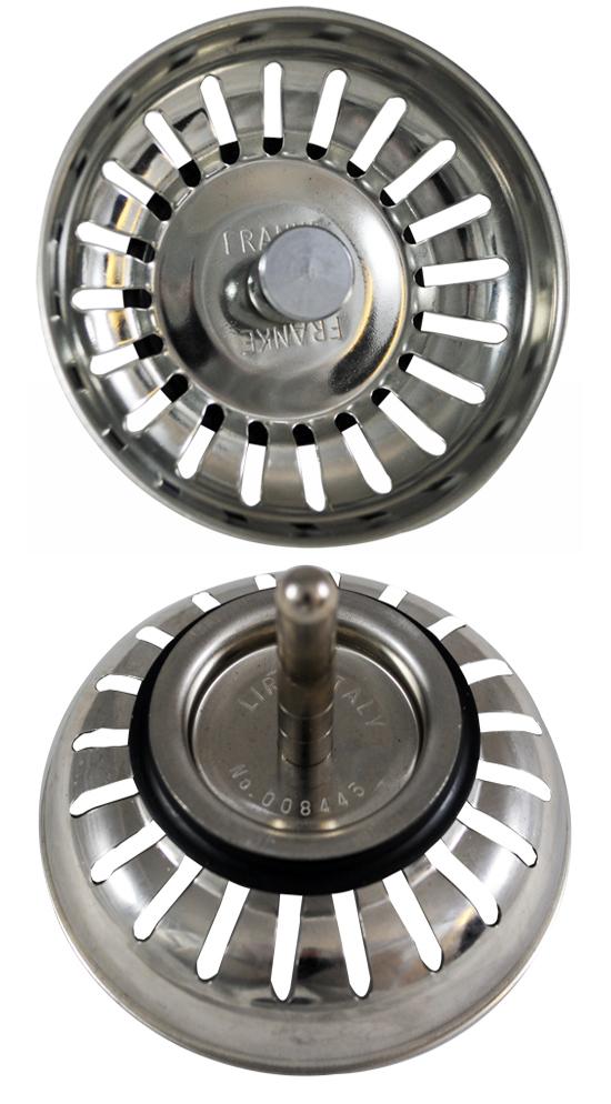 Franke / LIRA Basket Strainer Plug (Old Style) - 008445