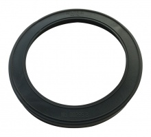 LIRA Large Seal / Washer for Waste Kit (No. 00295 B) - Black PVC