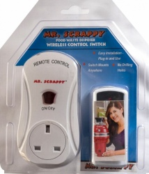 Mr Scrappy Wireless Control Switch for Waste Disposers