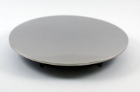 Deluxe Strainer Waste Cover (Polished Finish)