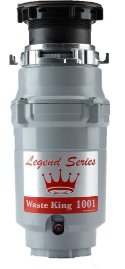 Waste King 1001 Legend Series Waste Disposer
