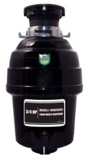 Astracast WDU0005 Food Waste Disposer