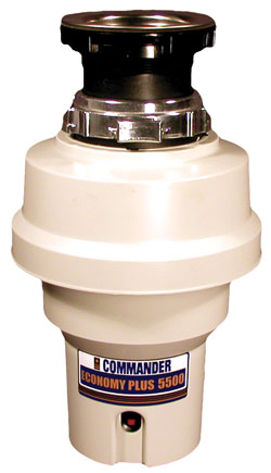 Commander ECO Plus 5500 Waste Disposer