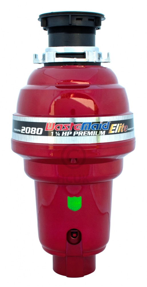 WasteMaid Elite 2080-AS - 'Premium' Waste Disposal Unit