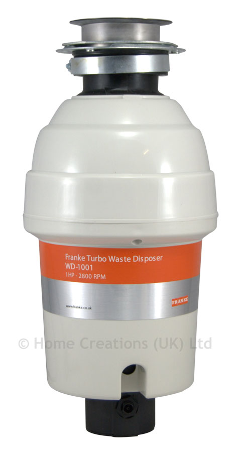 Franke Turbo WD-1001 Food Waste Disposer