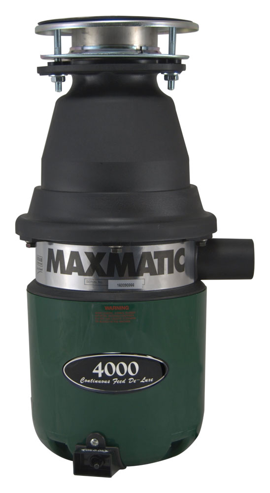 Maxmatic 4000 CLASSIC Food Waste Disposer