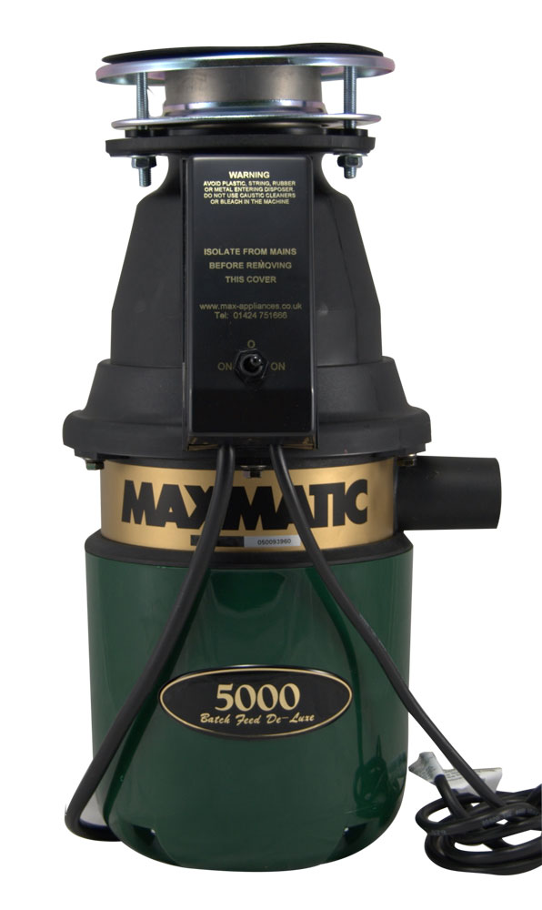 Maxmatic 5000 Food Waste Disposer with Magnitube