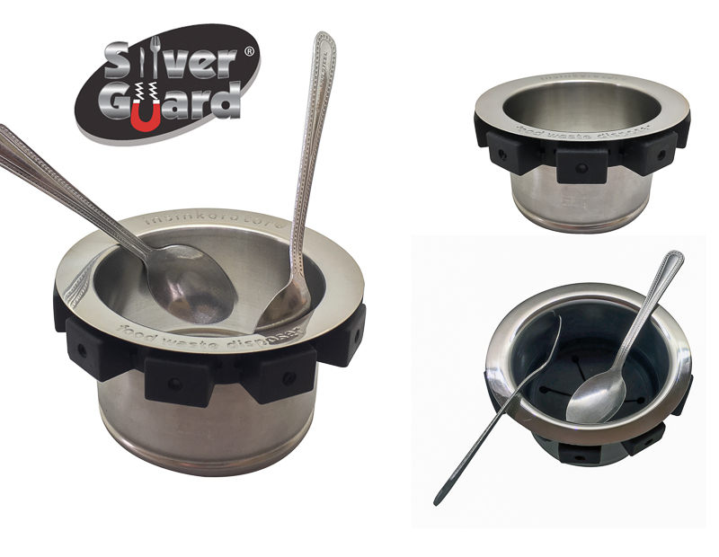 Mr Scrappy Cutlery 'Silver Guard' for Waste Disposers