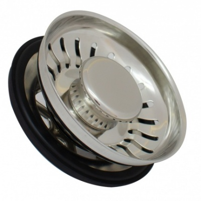 Basket Strainer / Stopper for Waste Disposal Unit (fits ISE models)