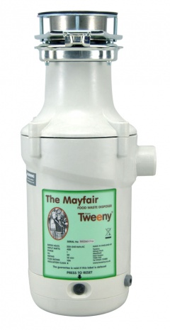 Tweeny Mayfair Food Waste Disposer