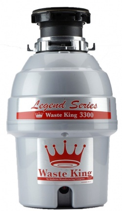 Waste King 3300 Legend Series Waste Disposer