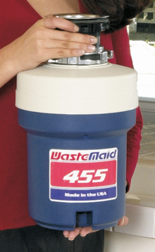 WasteMaid 455 - Food Waste Disposer
